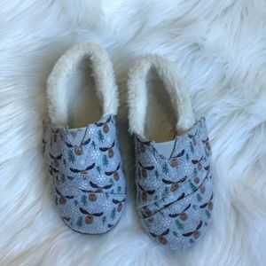 Toms moose/winter slippers